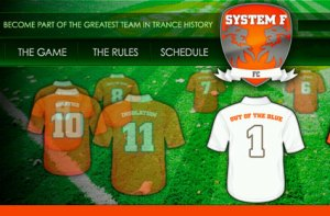 FC System F football shirts