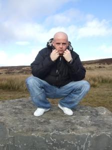 dj and producer Darren Bailie