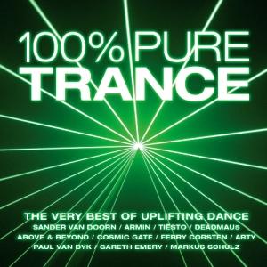 100% Pure Trance packshot