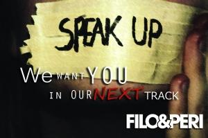 Speak Up for Filo & Peri logo