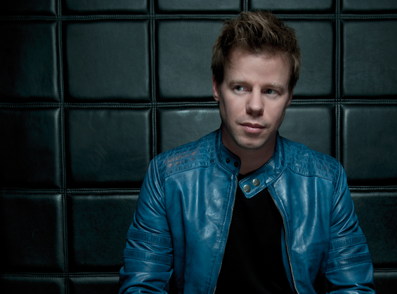 Dutch trance DJ Ferry Corsten