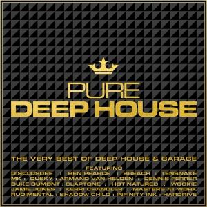 Pure Deep House album packshot