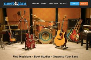 Screengrab of website