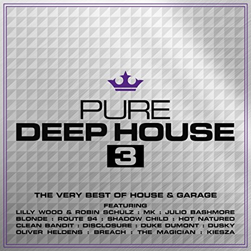Compilation album electronic dance music for Best deep house music albums